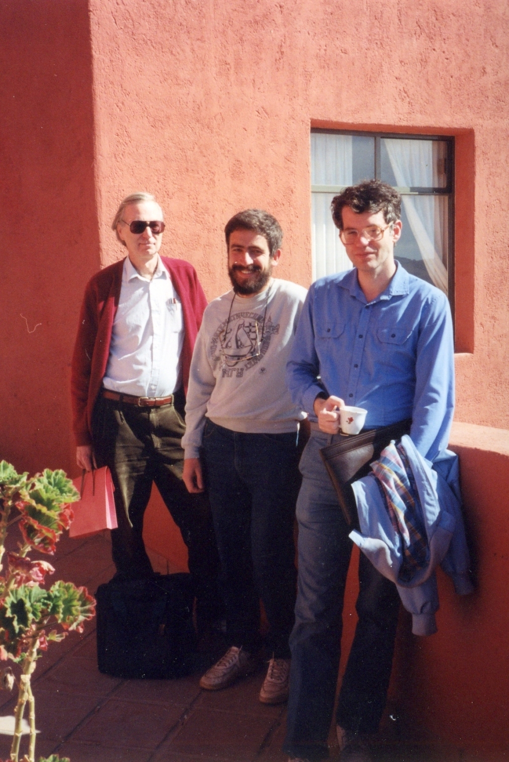 John Milnor, S.Y. and Misha Lyubich
